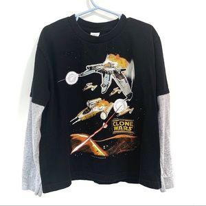 Clone Wars Long Sleeve Shirt